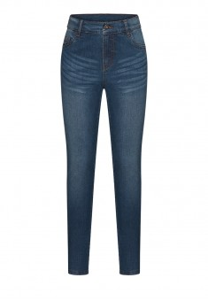 Denim trousers for girls blue