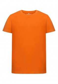 Boys Short Sleeve Tshirt orange