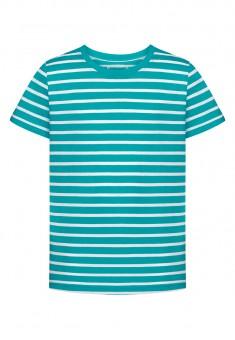 Boys Short Sleeve Tshirt turquoise