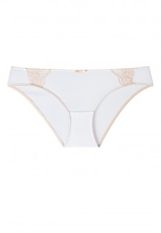 Eleanora Slip Briefs white