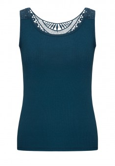 Tank Top dark blue