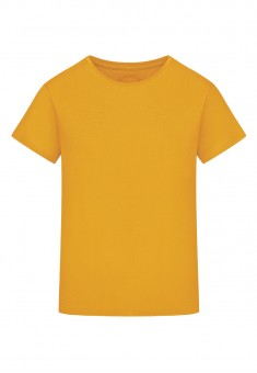 Short Sleeve Tshirt yellow
