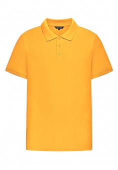 Mens Polo Shirt yellow
