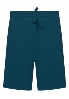 Трикотажні шорти для чоловіків колір темносиній