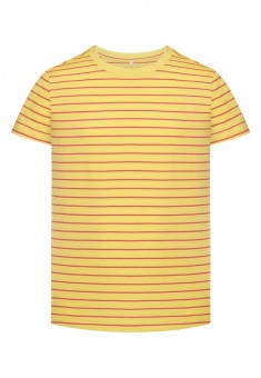 Girls Short Sleeve Tshirt yellow