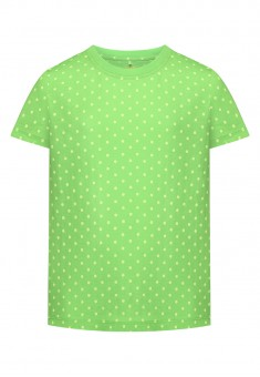 Girls Short Sleeve Tshirt green