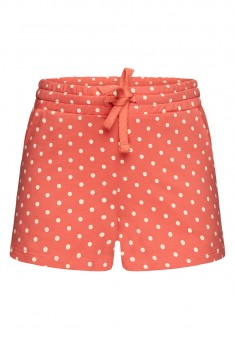 Girls Jersey Short coral