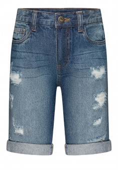 Boys Denim Shorts blue