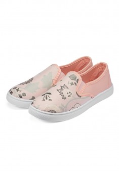 Lily SlipOns pink
