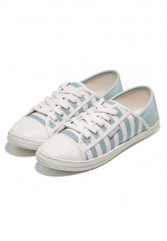 Notte Trainers light blue
