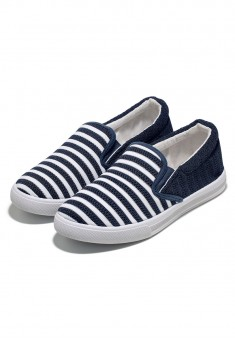 Fortune SlipOn Shoes dark blue