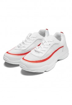 Line Sneakers whitered
