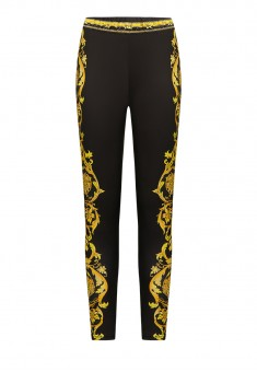 Skinny Jersey Trousers multicolour
