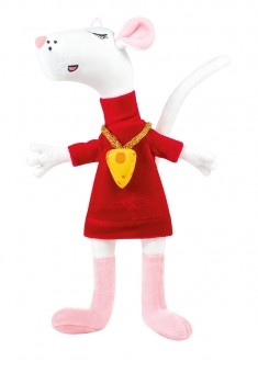 Beautiful Mouse Stuffed Toy