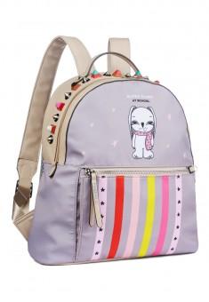 Рюкзак Bunny цвет бежевый