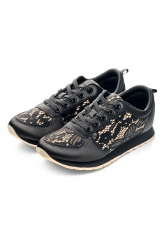 Nero Sneakers black