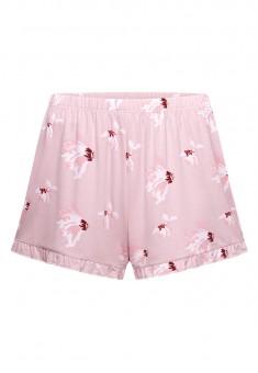 Шорты цвет розовый