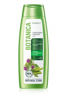 RevitalisationProtection 2in1 Conditioning Shampoo for limp and damaged hair