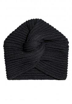Turban Cap black