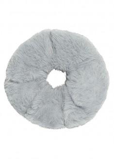 Faux Fur Hair Band grey