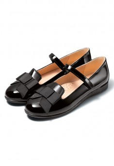 Туфли для девочек Daniella чёрные