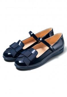 Туфли для девочек Daniella синие