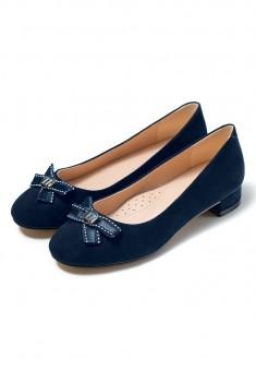 Туфли для девочек Adele синие