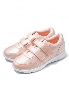 Кроссовки для девочек Emily светлорозовые