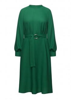 Long Sleeve Dress emerald