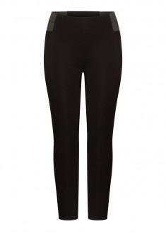 Skinny Jersey Trousers black