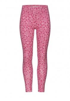Girls Skinny Jersey Trousers fuchsia
