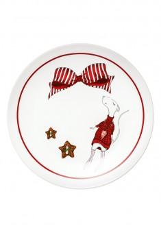 Тарелка десертная Мышь
