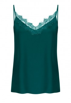 Lace Top emerald