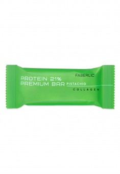 Протеиновый батончик Protein Premium Bar со вкусом фисташки
