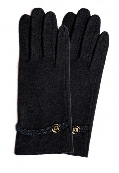 Wool Gloves black