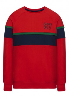 Mens Sweatshirt red