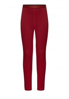 Girls Leggings dark red