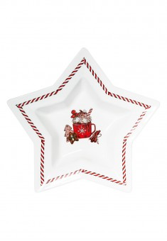 Star Plate Holiday Time Collection