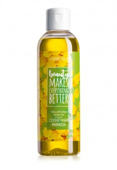 Sunny Mimosa Shower Gel