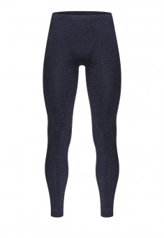Mens Long Johns blue melange