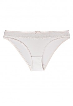 Melany Slip Briefs white