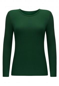 Long Sleeve Thermal Tshirt emerald