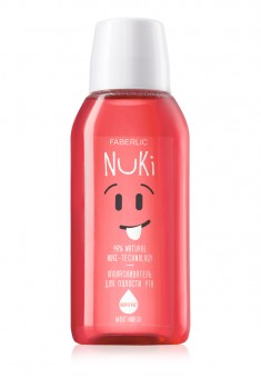 Nuki Mouth Rinse with Grapefruit Oil