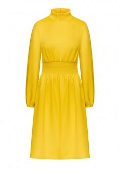 Платье из сатина