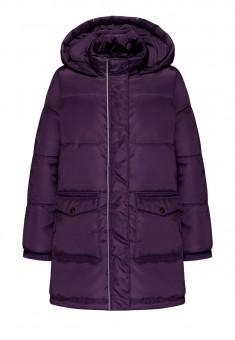 Утеплённая стёганая куртка для девочки