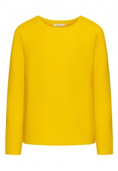 Girls Jumper yellow