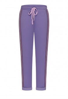 Girls French Terry Trousers lilac