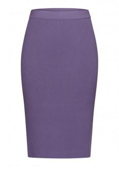 Knit Skirt lilac
