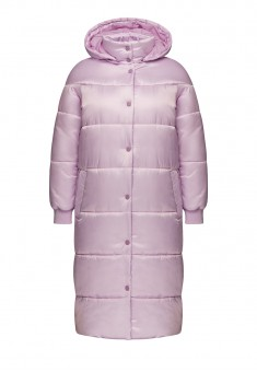 Insulated Quilt Coat lilac