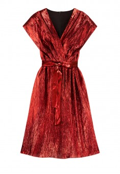 Платье из ламе